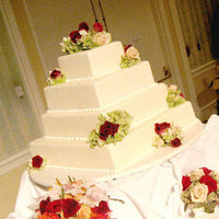Flowers & Decor, Cakes, red, cake, Flowers, Nicole ha