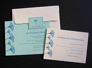 Stationery, blue, Invitations, Papel vivo