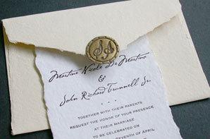 Stationery, gold, Invitations, Papel vivo