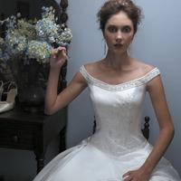 Wedding Dresses, One-Shoulder Wedding Dresses, Fashion, dress, Casablanca bridal, Off the shoulder, Off the Shoulder Wedding Dresses