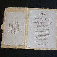 Stationery, white, Invitations, Papel vivo
