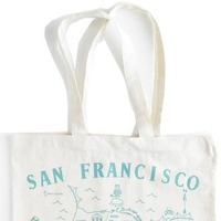 Favors & Gifts, blue, Favors, Maptote