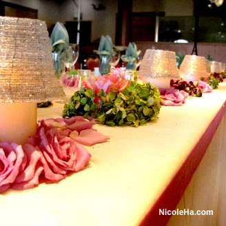 Flowers & Decor, pink, Flowers, Nicole ha