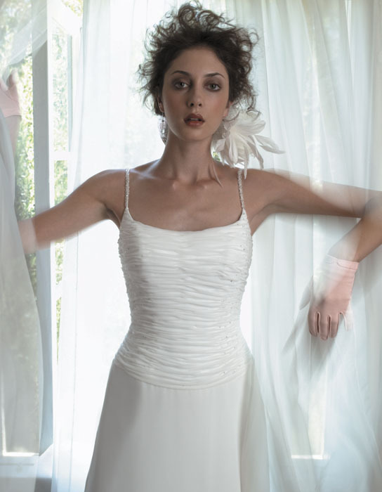 Wedding Dresses, Fashion, dress, Casablanca bridal, Straps, Spaghetti