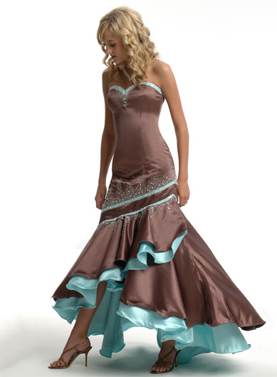 Bridesmaids, Bridesmaids Dresses, Fashion, blue, brown, Chrissy o fashion and bridal boutique