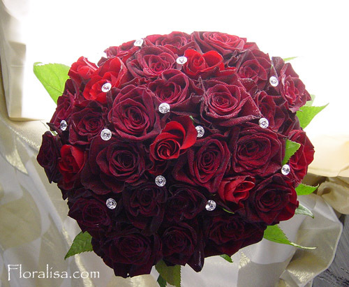 Flowers & Decor, red, Flowers, Rose, Floralisa weddings