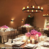 Reception, Flowers & Decor, Decor, pink, brown