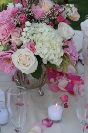Reception, Flowers & Decor, pink, Centerpieces, Flowers, Centerpiece