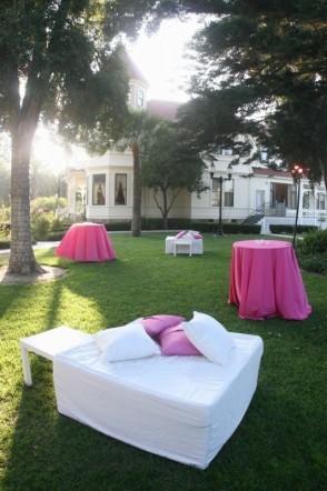 Reception, Flowers & Decor, Decor, pink