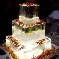 Cakes, cake, The ultimate affaire, Ice, Seafood, Icecake, Shrimp