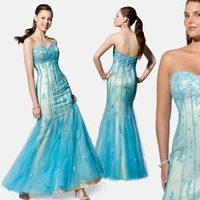 Bridesmaids, Bridesmaids Dresses, Fashion, blue, Chrissy o fashion and bridal boutique