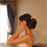 Beauty, Chignon, Hair