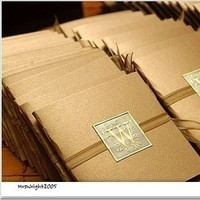 Stationery, brown, gold, Invitations, Monagram, Mrswright2005