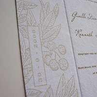 Stationery, brown, Invitations, Papel vivo