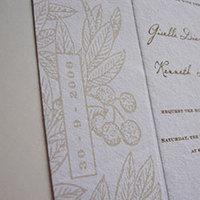 Stationery, brown, Invitations, Papel vivo