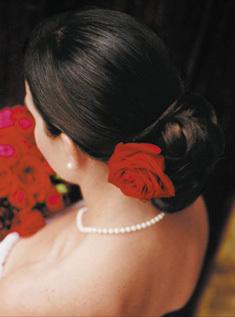 Beauty, Chignon, Hair