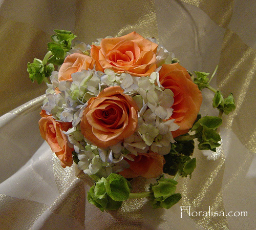 Flowers & Decor, orange, Flowers, Peach, Floralisa weddings