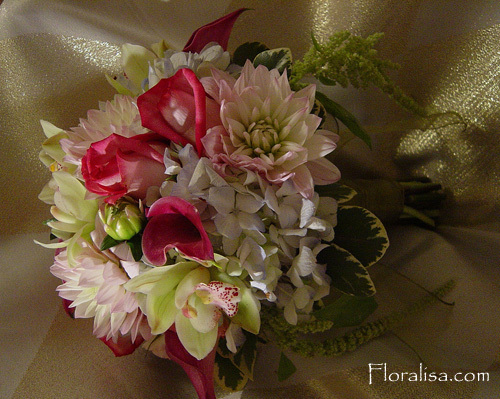 Flowers & Decor, pink, Bride Bouquets, Flowers, Bouquet, Floralisa weddings