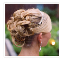 Beauty, Updo, Hair