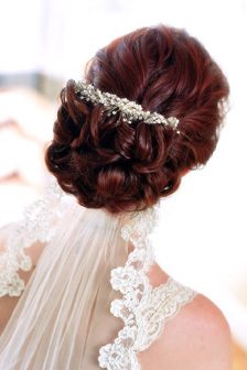 Beauty, Chignon, Hairpin