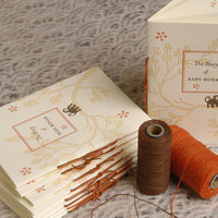 Stationery, orange, brown, Invitations, Oh happy day