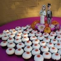 Cakes, pink, cake, Cupcakes, Dessert