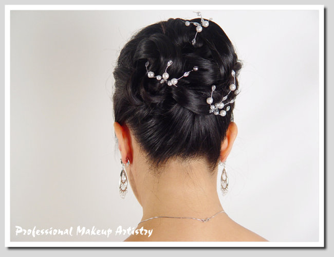 Beauty, Updo, Hair, Professional makeup artistry