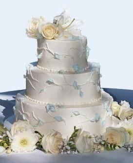 Cakes, white, cake, Decadence