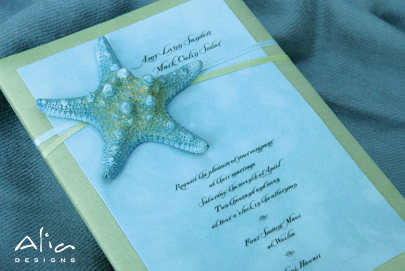 Stationery, blue, Invitations, Alia designs