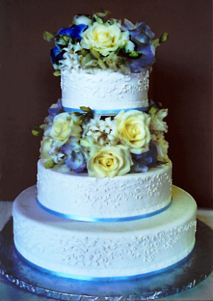 Cakes, blue, cake, Carolyn wong custom cakes desserts