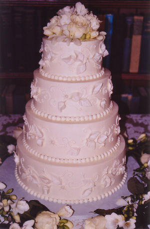 Cakes, white, cake, Carolyn wong custom cakes desserts
