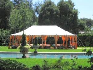 Tent, Raj tents
