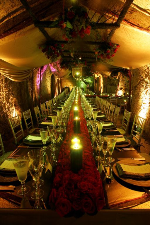 Reception, Flowers & Decor, Decor, red, Sasha souza events