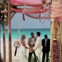 Ceremony, Flowers & Decor, Beach, Beach Wedding Flowers & Decor, Sasha souza events