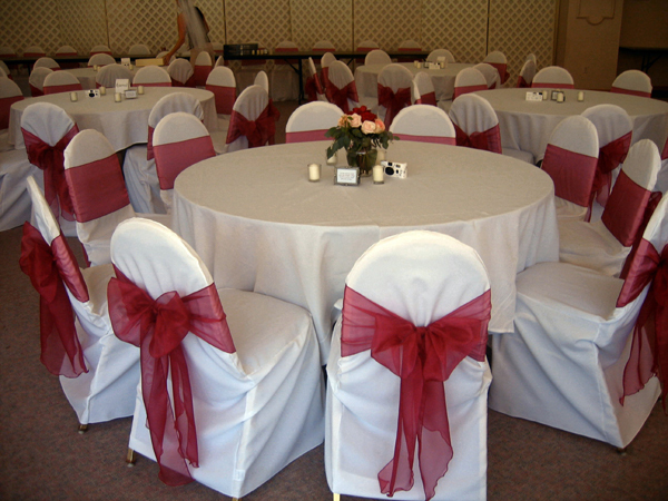 Chair covers, T h chair covers