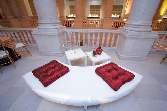 Reception, Flowers & Decor, Decor, red, Neil adams event resources