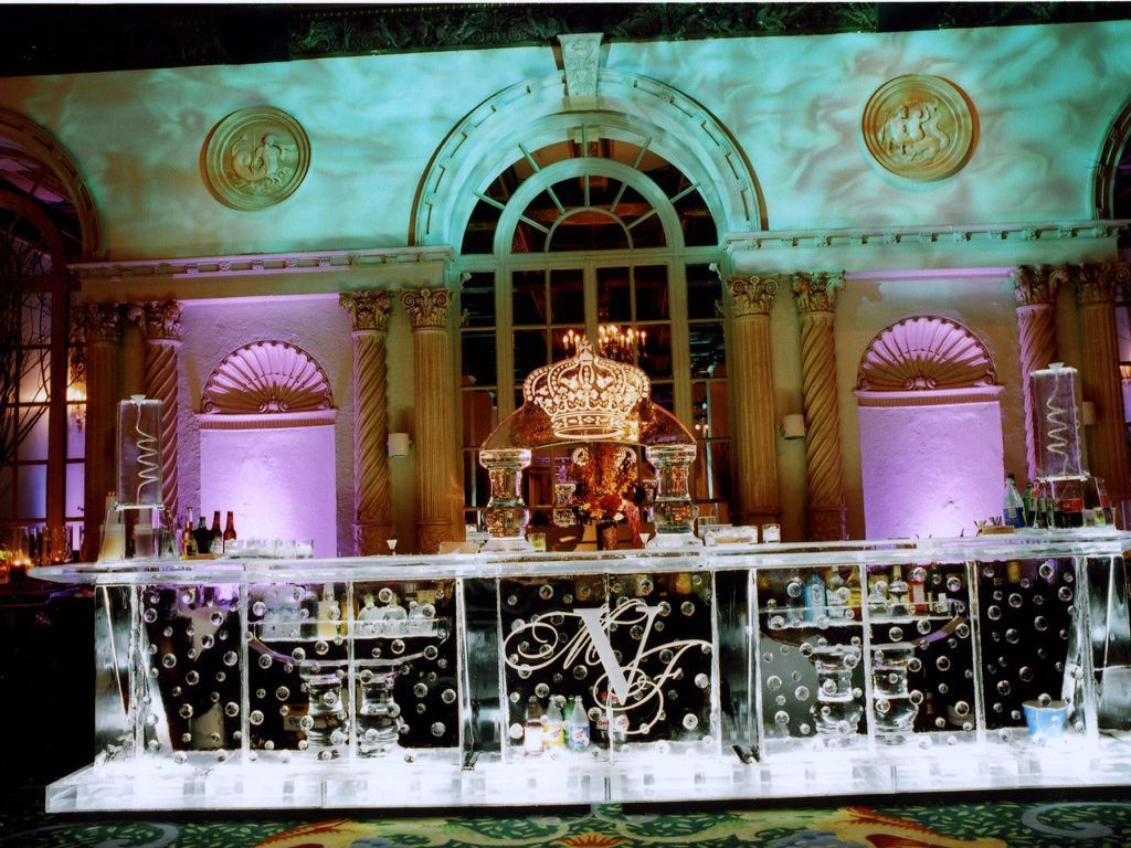 Reception, Flowers & Decor, Lighting, Sasha souza events, Ice
