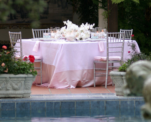 Reception, Flowers & Decor, Decor, pink, Neil adams event resources