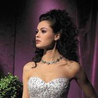 Wedding Dresses, Sweetheart Wedding Dresses, Fashion, dress, Sweetheart, Strapless, Strapless Wedding Dresses, Beading, Allure Bridals, Beaded Wedding Dresses