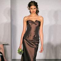 Bridesmaids, Bridesmaids Dresses, Fashion, brown, Amsale