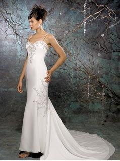 Wedding Dresses, Sweetheart Wedding Dresses, Fashion, dress, Sweetheart, Allure Bridals, Sheath, Sheath Wedding Dresses