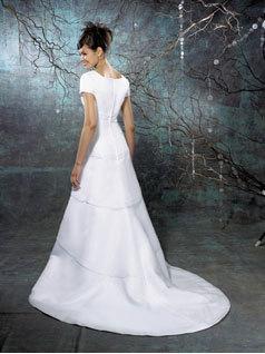 Wedding Dresses, Fashion, dress, Sleeves, Allure Bridals