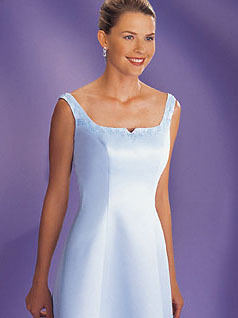 Bridesmaids, Bridesmaids Dresses, Fashion, blue, Allure Bridals