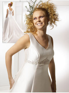 Wedding Dresses, Fashion, dress, V-neck, V-neck Wedding Dresses, Allure Bridals