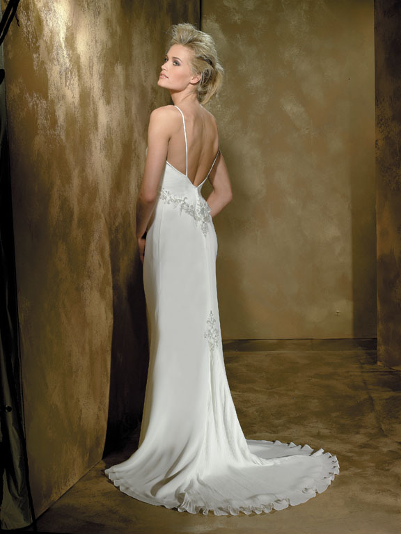Wedding Dresses, Fashion, dress, Train, Allure Bridals, Sheath, Sheath Wedding Dresses