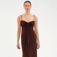 Bridesmaids, Bridesmaids Dresses, Fashion, brown, Amsale