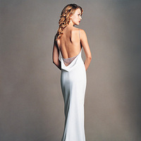 Wedding Dresses, Mermaid Wedding Dresses, Fashion, dress, Mermaid, Train, Sheath, Amsale, Sheath Wedding Dresses