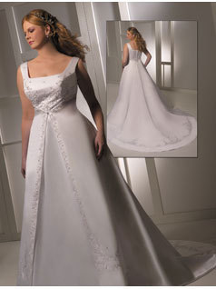 Wedding Dresses, A-line Wedding Dresses, Fashion, dress, A-line, Allure Bridals