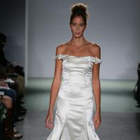 Wedding Dresses, One-Shoulder Wedding Dresses, Fashion, dress, Off the shoulder, Priscilla of boston, Off the Shoulder Wedding Dresses