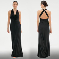 Bridesmaids, Bridesmaids Dresses, Fashion, black, Amsale